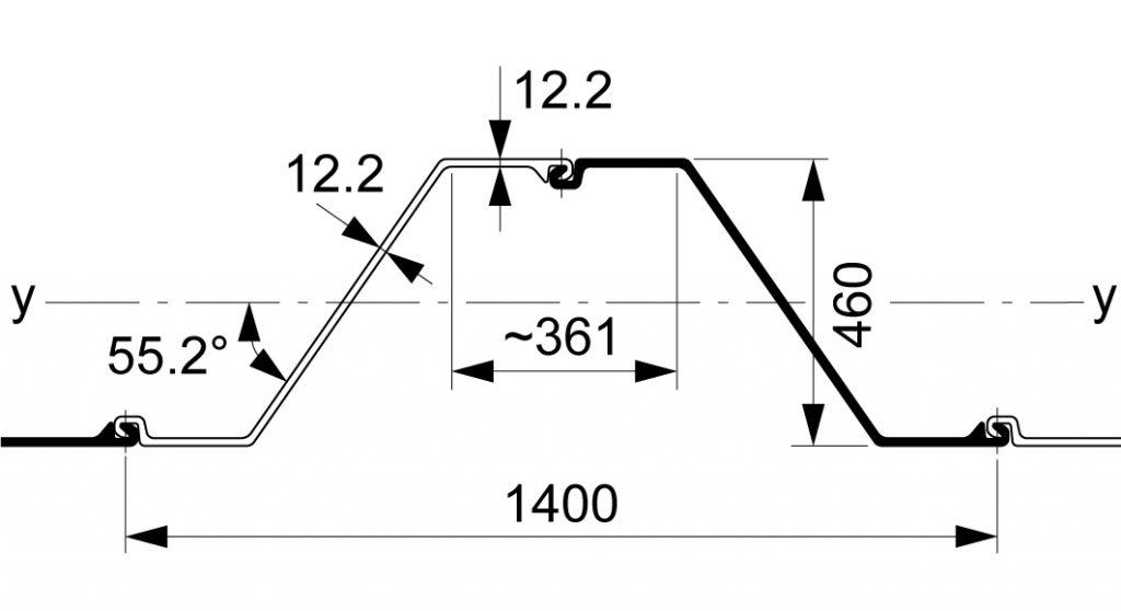 Шпунт Ларсена AZ 26-700
